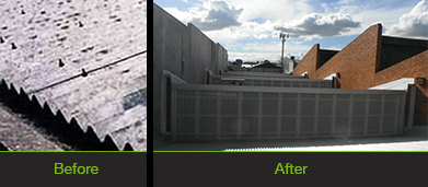 Asbestos Roof Replacement | Melbourne Commercial Roofing