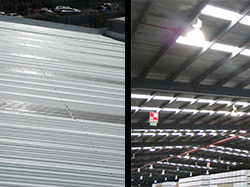 Industrial Roofing 2 | Melbourne Commercial Roofing
