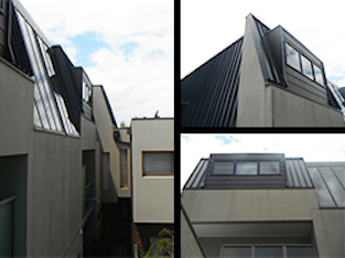 Wall Cladding 1   Melbourne Commercial Roofing