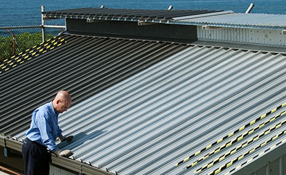 zincalume | Melbourne Commercial Roofing